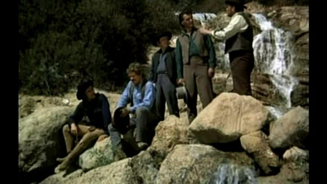 "Alias Smith & Jones ""Night Of The Red Dog"" S02 E08"