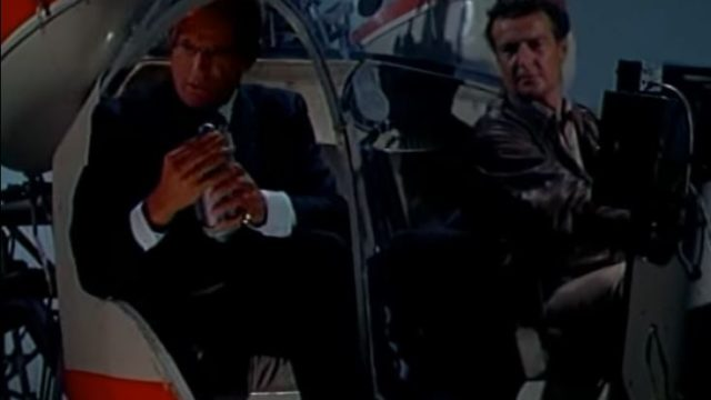 """The Green Hornet """"Eat, Drink and be Dead"""" S01 E06"""