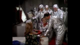 """The Green Hornet """" Invasion from Outer Space"""" S01 E25 Part 1/2"""