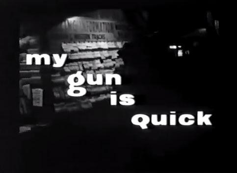 My Gun Is Quick 1957
