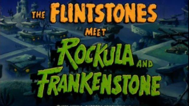 The Flintstones Meet Rockula and Frankenstone 1979