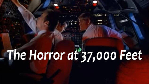 The Horror at 37,000 Feet 1973