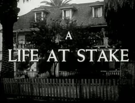 Angela Lansbury A Life at Stake 1955