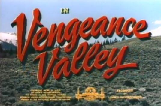Vengeance Valley 1951