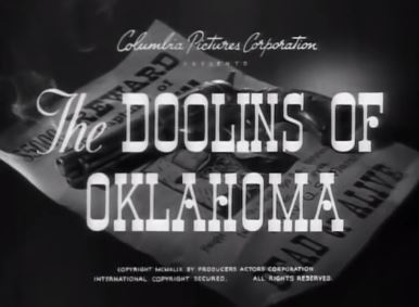 The Doolins of Oklahoma 1949
