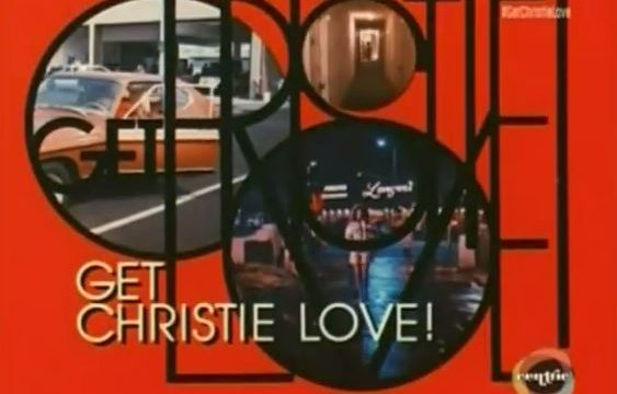 "Get Christie Love! ""Bullet from the Grave"""