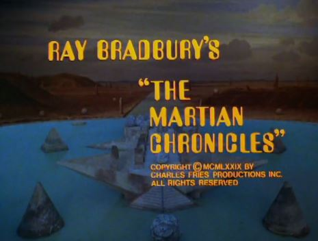 Martian Chronicles 1980