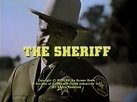 The Sheriff 1971