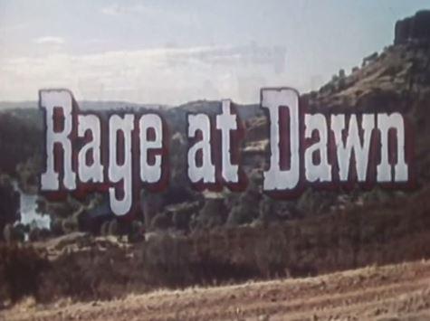 Rage At Dawn 1955 w/ Randolph Scott